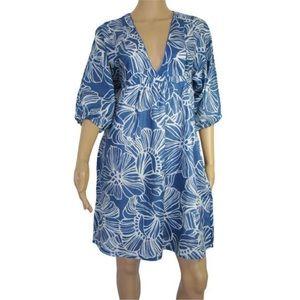 ANTIK BATIK Chris Boho Floral Dress NWT XS